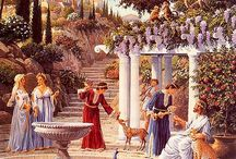 Greek Atlantis-Lost City-Myth or Reality? / The Real Mystical Greek City of Atlantis-I still think it is in Santonini
