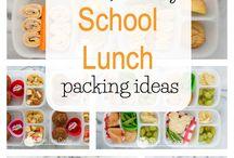 Lunch do szkoły