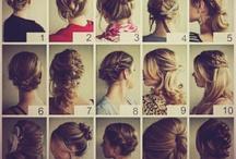 Cute hair styles / by Ashley Middleton