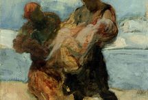 Honore` Daumier