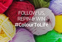 Colour of Life / Repinned
