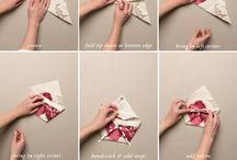 DIY - Ori/kiri gami / Paperfolding n Papercutting