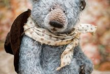 Teddy bear/nounours