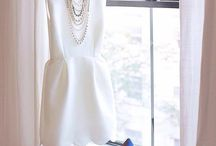 Something Blue / #blue fashion #blue wedding #blue #blue inspiration #wedding dress