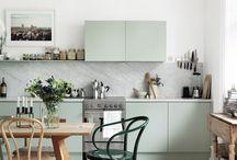 Interiéry - kuchyně