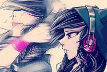 Anna Blue: Zoe
