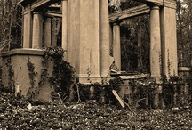 Ghosts Of Houses Past / One last goodbye!  Some could be saved, some are already gone, all should have been loved longer!