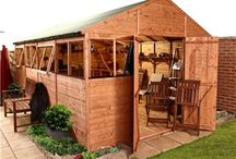 Garden Sheds / Check out our selection of high-quality garden shed buildings now!