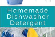 Mosás, tisztítás, mosogatás