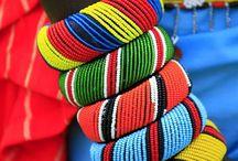 Souvenirs from Kenya