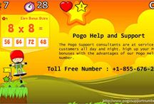 Get Help Pogo Technical Support Number