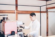 Japan ♥ Cafes and Coffee / Cafes and coffee from Japan. Japanese coffee gear: kurasu.me