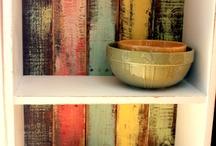 Pintura en madera