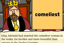 English Lesson Plans from BrainPOP Educators / It's all here! Grammar and Writing, Study and Reading Skills, Famous Authors and Their Books. Let your students learn about the wonderful world of the written word.