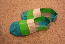 Duct tape stuff / by Lea Light