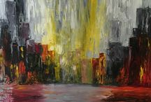My paintings / Abstract