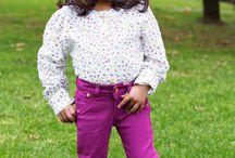 Pantalones niña / La mejor ropa en Rogalet jeans
