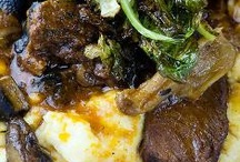 Recipes - Main Course / Dishes special enough for Saturday night with friends over