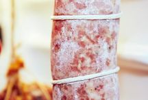Curing meat