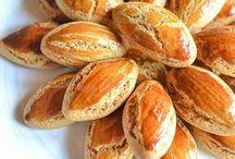 Biscuits au miel et canelle
