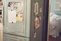 frigoriferi stile shabby