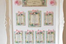 План рассадки гостей / План рассадки гостей на свадьбе или любом другом праздничном торжестве.