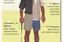 Golf Etiquette and Dress