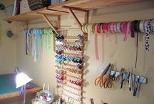 New Old House  Craft room / by New Old House