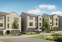 Pennine Gardens, Upperthong / Pennine Gardens, in the picturesque village of Upperthong near Holmfirth, will feature 12 four bedroom detached properties in 5 stunning styles.