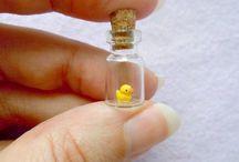 Bottles carries wonders ...