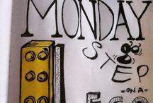 A-Monday attitude