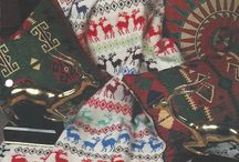 Colchas ou Mantas de Natal / Quilts or Bedspreads from Christmas
