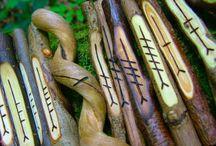 Dřevo art