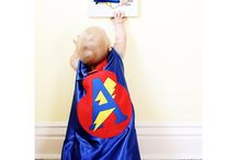 Superhero Nursery Decor / Shenasi Concept creates unique decor for the young and young at heart. From nursery or playroom, each piece will liven up any living space. --- Create a beautiful nursery decor with our Super Hero Custom Wall Art! Shenasiconcept.com
