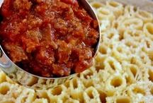 Secret recipe..Pasta n stuff !!