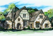 Our Home Renderings / A sample of some of the beautiful homes we have designed for our homeowners.