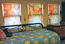 Map Blinds
