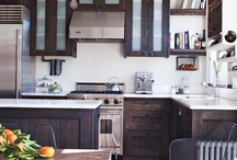 Kitchens We love to cook in / by Grocery Alerts Canada