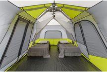 Horseshow tents