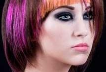 Rainbow Hair for Summer