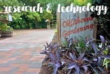 Videos | Research & Technology / Here are some helpful videos from Oklahoma Gardening that focus on the use of hydroponics and research and technology in the horticulture industry.
