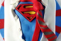 Cake super heros