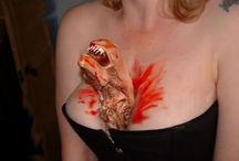 Halloween Costume & Party Ideas / Cool Halloween stuff.....