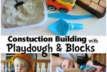 preschool--play centers / by Abby Haugaard