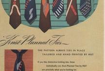Cravates Retro