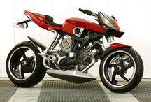 Motocycles / Referências específica para motos, design de protótipos e etc
