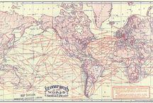 Maps / by Daniel Knobelsdorf