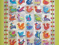 Sue Spargo designs