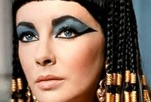 Exotic Historical Beauty Secrets / Ancient North African, Mediterranean & Silk Route - Hair/Wig Items, Cosmetics, Toiletries, Makeup, Pamper Lotions & Potions...