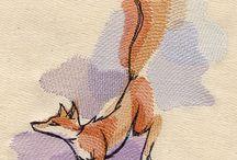 fox tatoo